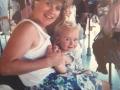 My sweet Katie & me