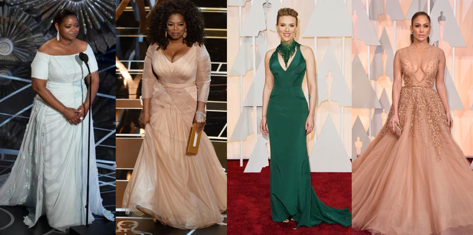Oscar dresses 2
