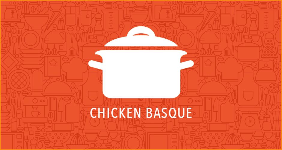 Chicken Basque? Seconds Please!