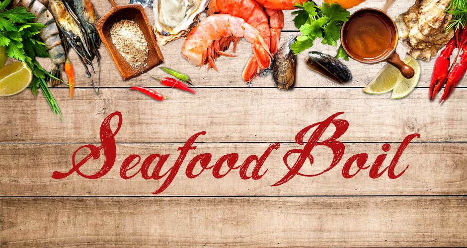 Summer Seafood Boil
