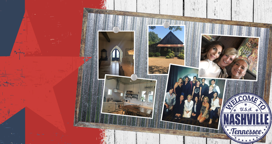 On the Farm – Touring with Missy & Scott Reeves