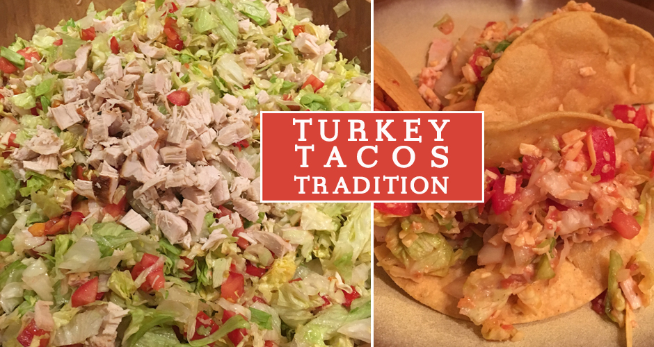 What To Do With Holiday Leftovers … Start a New Tradition