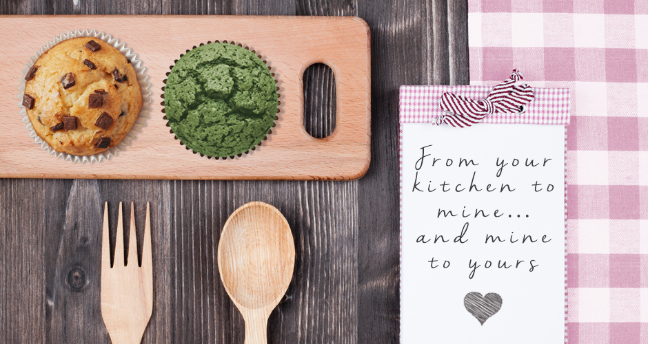 A Collection of Recipes: From Your Kitchen to Mine