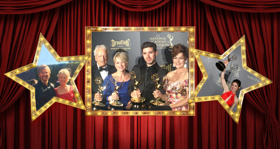 About Last Weekend – Daytime Emmy Fun