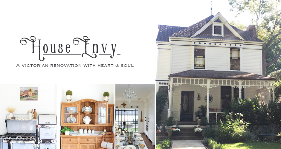 House Envy: A Victorian renovation with heart & soul