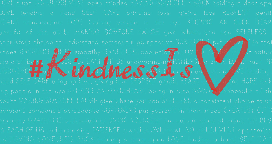 #KindnessIs: Mary Beth asks, her co-stars answer